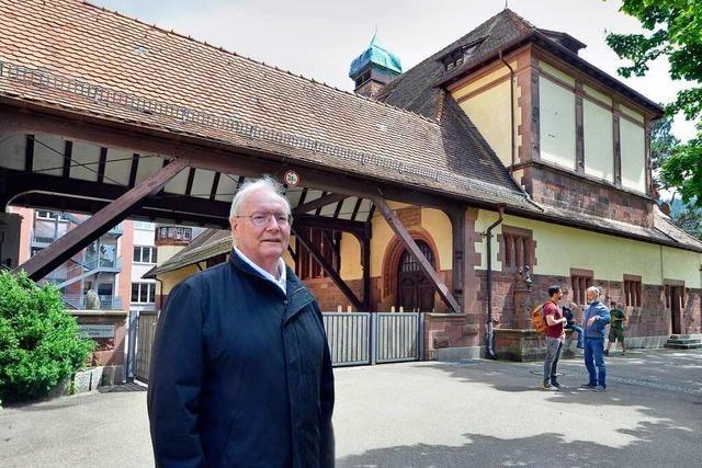Freiburgs schönste Bauruine bleibt wohl noch eine Weile eine
