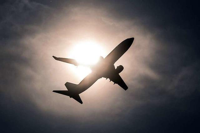 Sind Kurzstreckenflüge ein Klimakiller?