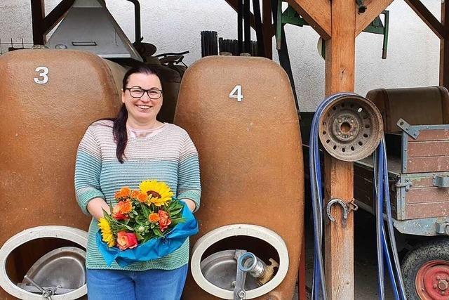 Seit 50 Jahren für die Landfrauen in der Region Freiburg im Einsatz