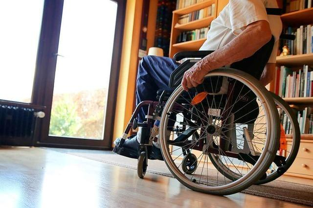 In Weil soll ein Wohn- und Ärztezentrum für Menschen mit Behinderungen entstehen
