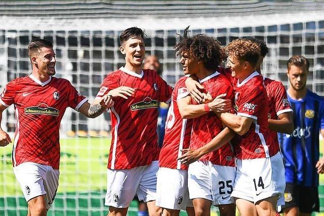 SC Freiburg gewinnt Testspiel gegen Saarbrücken mit 2:1
