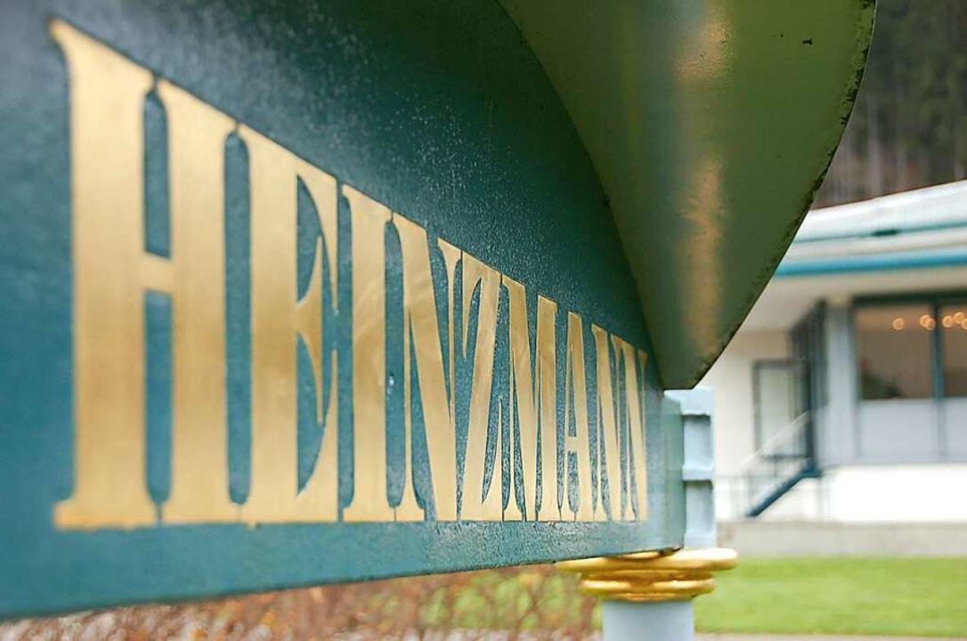 Die Firma Heinzmann mit Sitz in Schönau  | Foto: Kathrin Blum