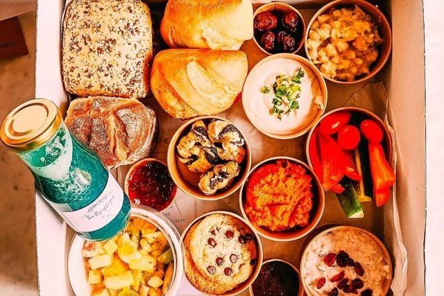 Lecker Essen im Karton – die Foodbox erlaubt eine Kochpause