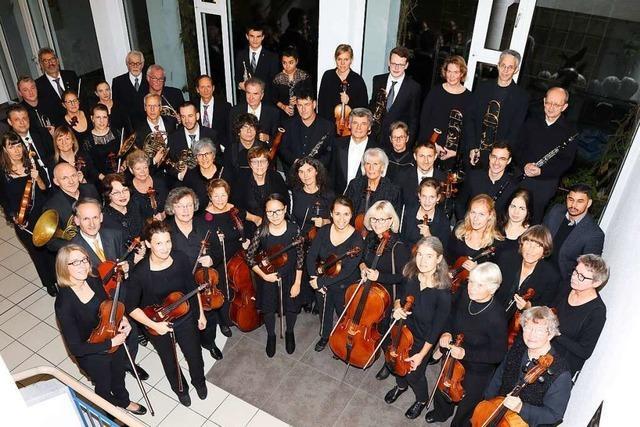 Das Oberrheinische Sinfonieorchester Lörrach probt nach langer Pause wieder