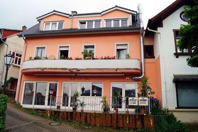 Der Döner-Imbiss in der Luisenstraße ist Wohnraum gewichen