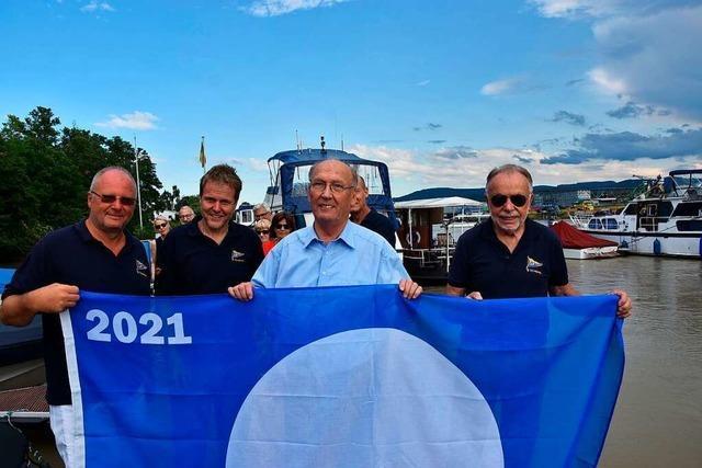 Yachtclub Hörnle Grenzach-Wyhlen kümmert sich um seine Umwelt