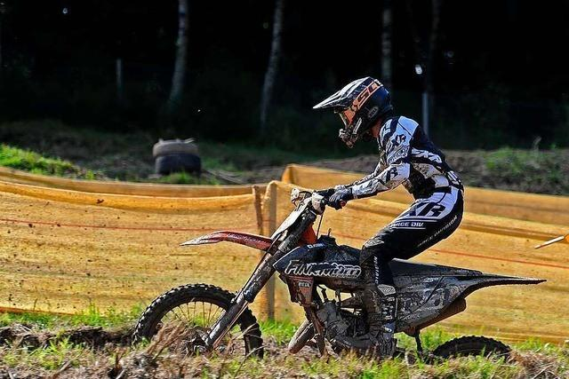 Motocross kehrt auf den Pflingstberg Schuttertal zurück