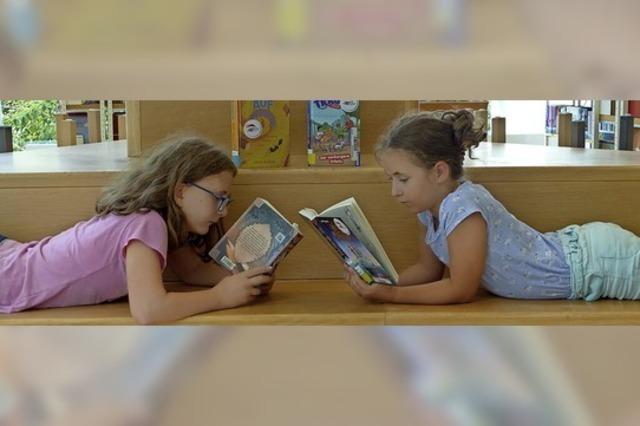Ferienprogramm für junge Leseratten