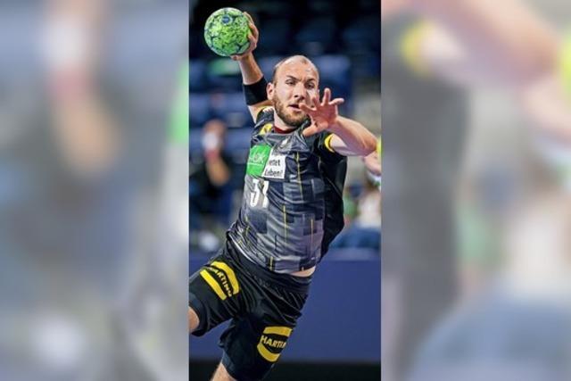 Deutsche Handballer fühlen sich bereit für Olympia