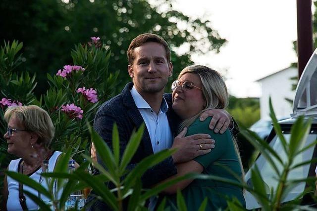 Ulli Waldkirch ist neuer Bürgermeister von Auggen