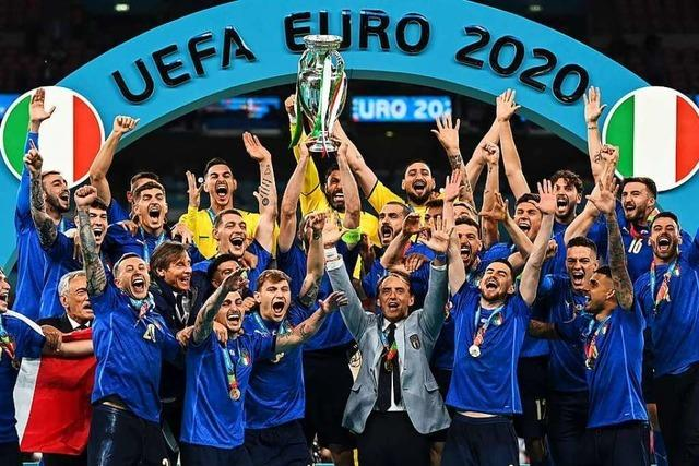 EM-Krönung für Italien: Finalsieg zerstört Englands Titel-Träume