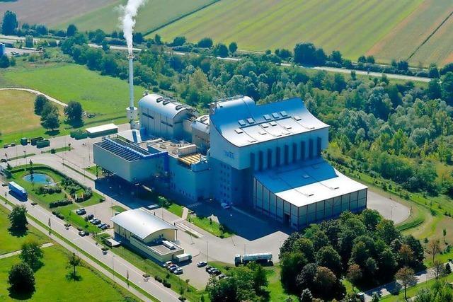 Beim Sonnenstrom gibt es im Gewerbepark-Breisgau noch ungenutztes Potenzial