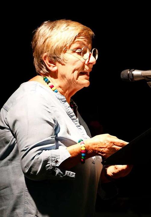 Autorin Brigitte Neidig  | Foto: Heidi Fößel