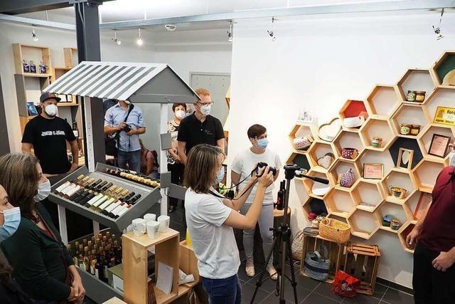 Herbolzheim startet Pop-up-Store für regionale Produkte