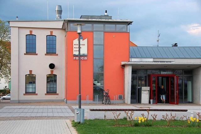 25 Jahre Rocca in Denzlingen: Vom Fabrikgelände zum Kulturcafé