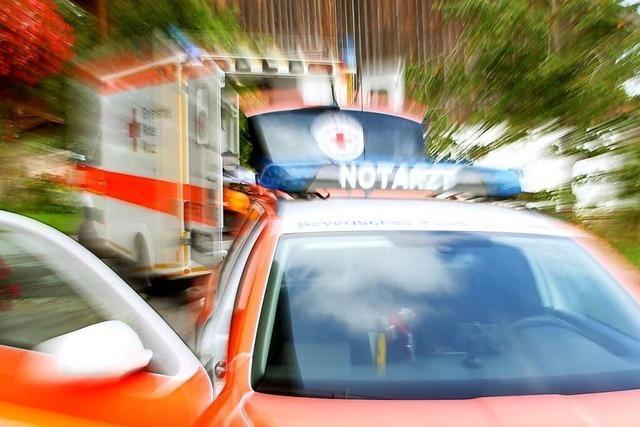 Pedelec-Fahrerin wird bei Sturz schwer verletzt
