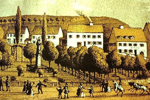 Böllerschüsse und Glockengeläut
