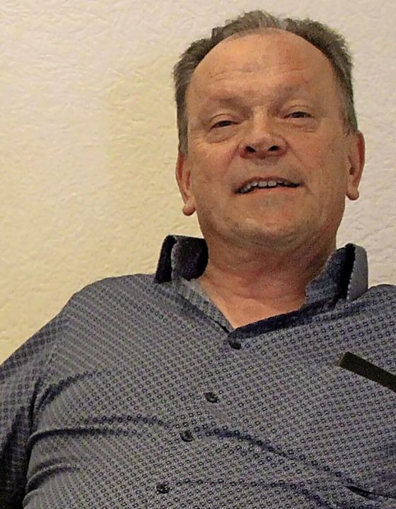 <ppp></ppp>und der Vorsitzende des Han...ereins Stühlingen, Reinhard Schmitt.      Foto: suedkurier