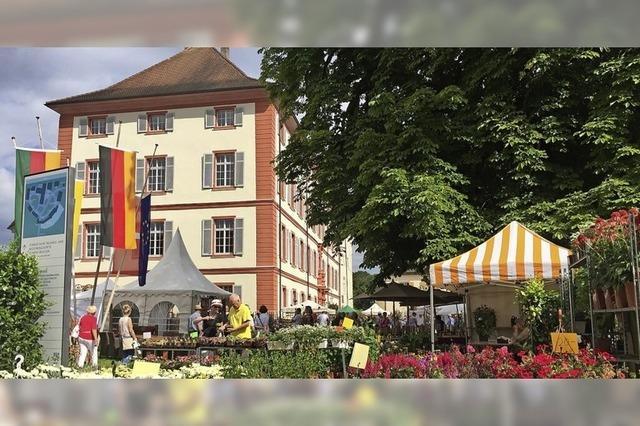 Diga Gartenmesse in Schloss Beuggen