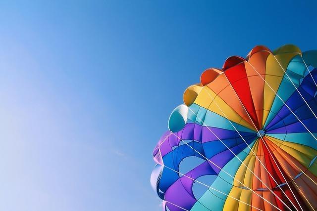Fallschirmsprung-Schüler verliert Bewusstsein und stürzt ab
