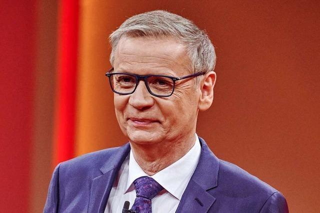 Günther Jauch wird 65: Der mit dem verbalen Florett kämpft
