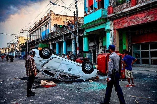 In Kuba steigt die Unzufriedenheit mit den Machthabern