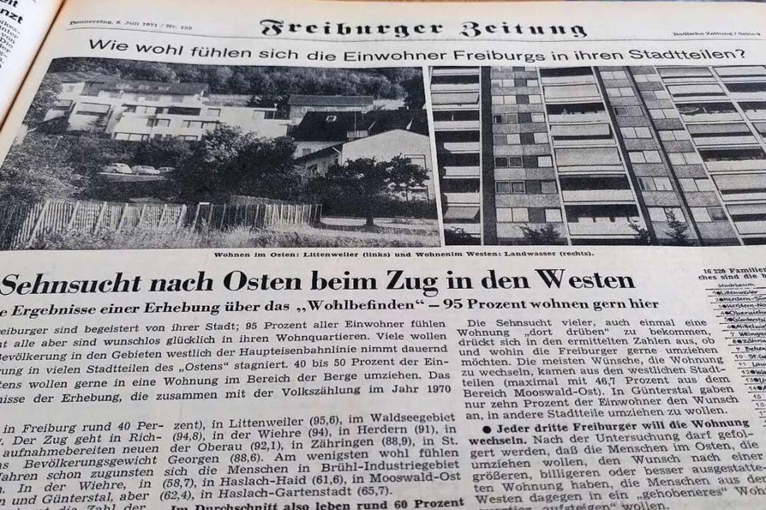 """""""Go East"""" war schon vor 50...– wenn der Geldbeutel es zuließ.    Foto: Moritz Neufeld"""