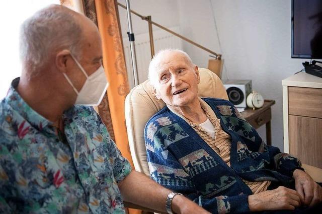 Viele Helfer trauen sich noch nicht ins Seniorenzentrum Efringen-Kirchen