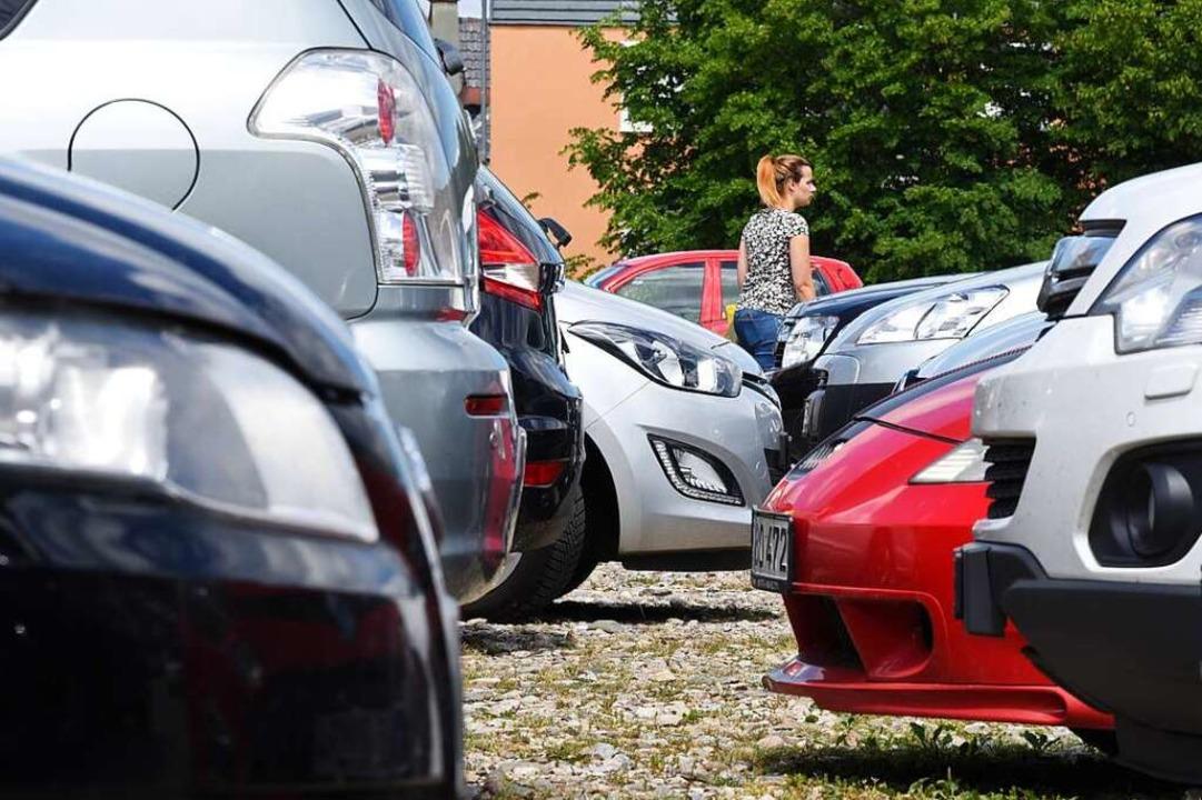 Die Parkraumbewirtschaftung in Lörrach soll ausgeweitet werden.  | Foto: Jonas Hirt