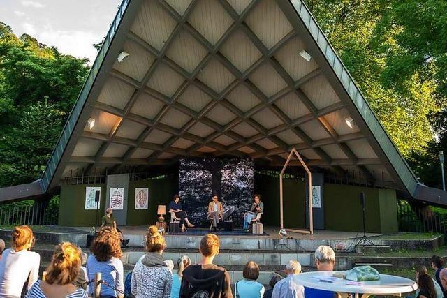 Festival in Freiburg: Im literarischen
