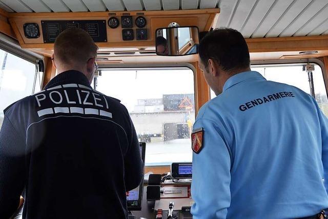 Deutschland und Frankreich schaffen gemeinsames Polizeiboot an