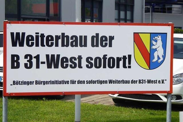 Bötzinger Initiative fordert klares Bekenntnis zur B 31 West