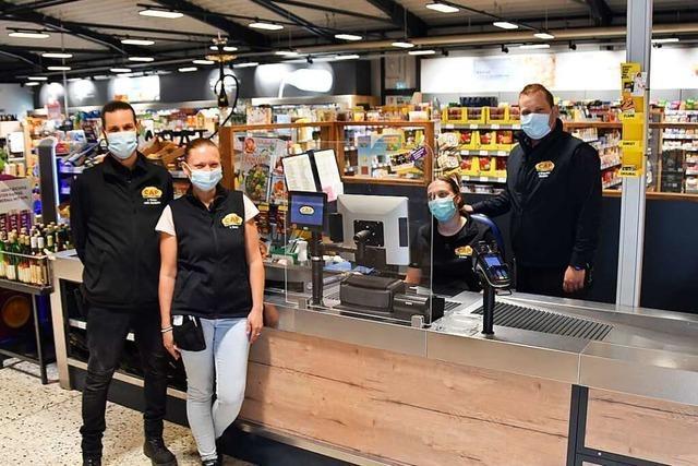 Im CAP-Markt in Pfaffenweiler arbeiten Menschen mit und ohne Behinderungen