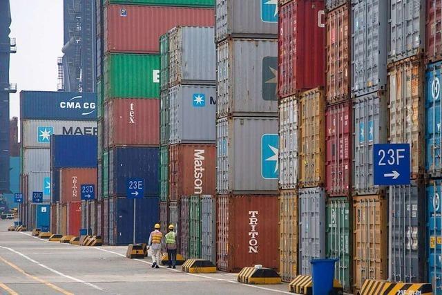 Schließung des Containerhafens Yantian lässt globale Lieferketten reißen