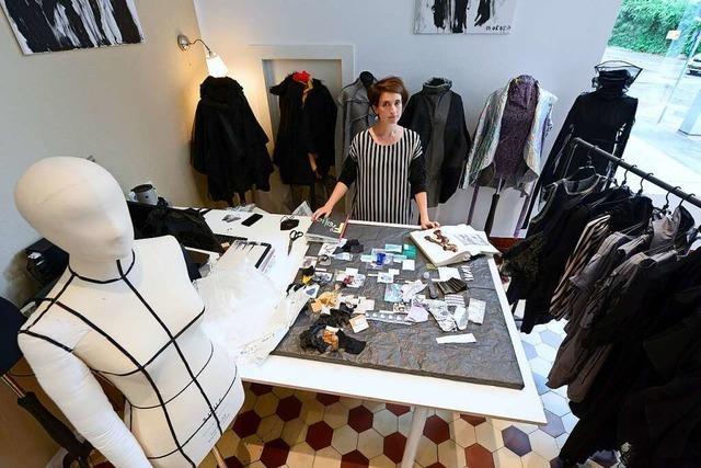 Anna Nickel designt Mode unter dem Namen