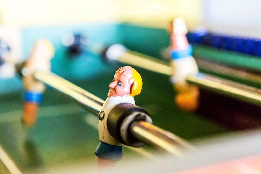 … über Spiele im Juze bis hin zum Casinotag.  | Foto: Carlotta Huber