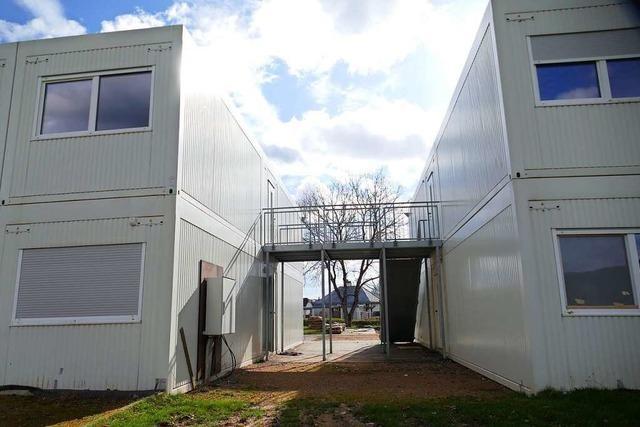 Flüchtlingsunterkunft in Fahrnau kann weiter genutzt werden