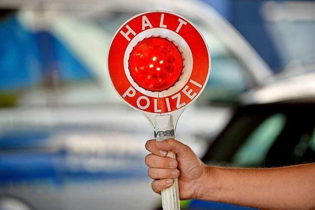 Polizei sucht Zeugen nach mutmaßlichem illegalen Autorennen