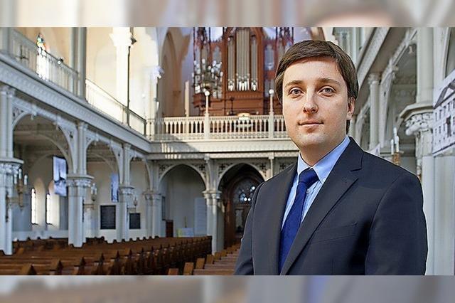 Orgelkonzert mit romantischer Musik aus Polen