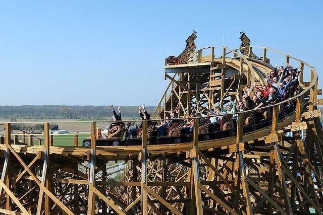 Ist die Wodan-Achterbahn im Europa-Park zu laut?
