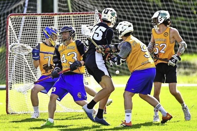 Neue Spielvariante von Lacrosse soll zu Olympia führen