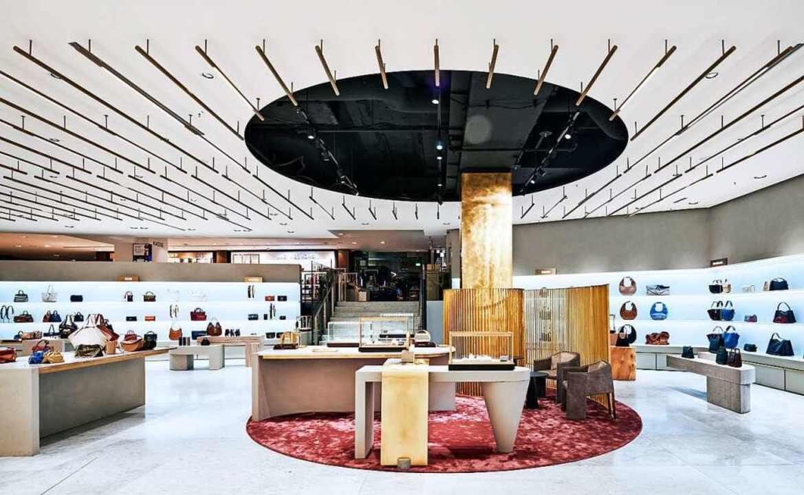 Filialen bekannter Modeketten wie Breu...pstore in Stuttgart) gestaltet Ganter.  | Foto: blocher partners Joachim Grothus
