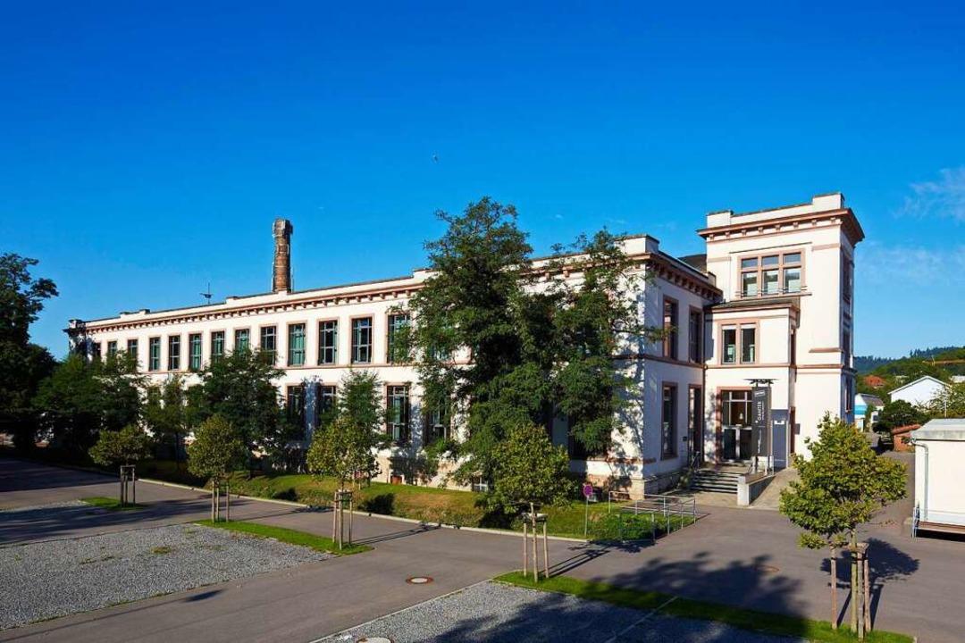 Die Firmenzentrale in Waldkirch-Kollnau  | Foto: flashpointstudio