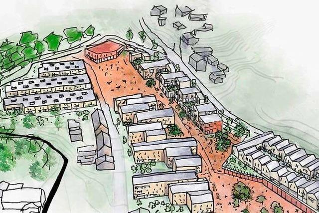 Wohnen, Einkaufen und Erleben soll auf dem Toka-Areal ohne Autoverkehr möglich sein