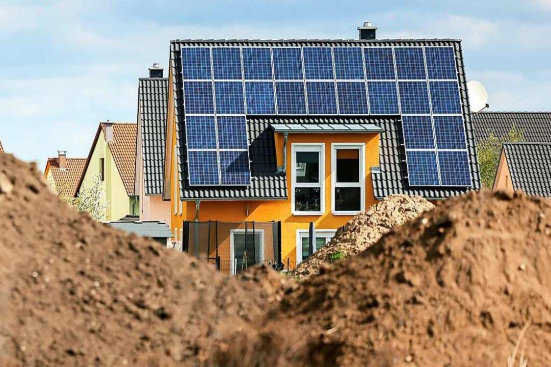 Klimaschutz als Menschheitsaufgabe  | Foto: Jan Woitas (dpa)