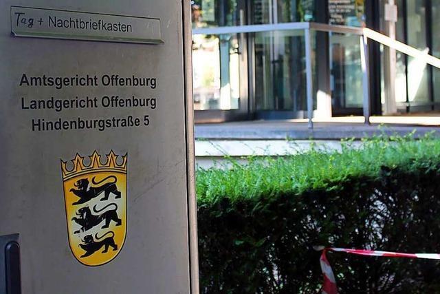 Staatsanwaltschaft fordert fünf Jahre Haft nach Überfall auf Geldtransporter in Lahr