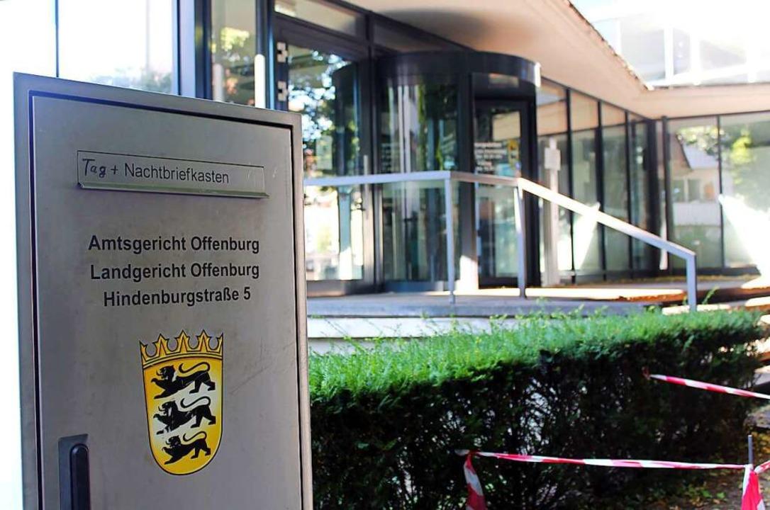 Am Landgericht Offenburg wird verhandelt.    Foto: Wolfgang Achnitz