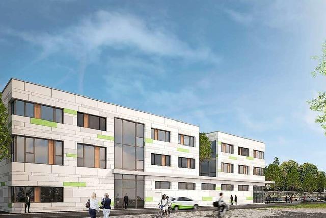 Wie die Brache an der Güterstraße in Grenzach-Wyhlen bebaut werden soll