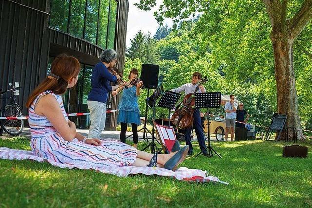 Wie das Freiburger Barockorchester versucht, der Pandemie zu trotzen