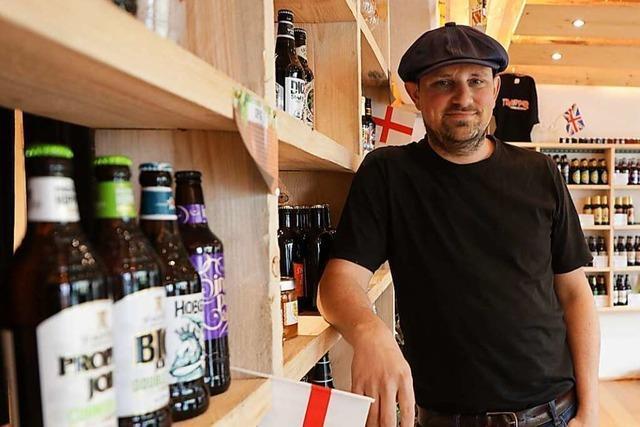 Biershop-Betreiber in Ettenheim: